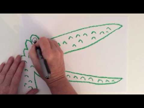 how-to-draw-the-enormous-crocodile-with-year-one