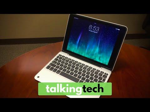 Incipio ClamCase IPad Mini Keyboard Case - Unboxing
