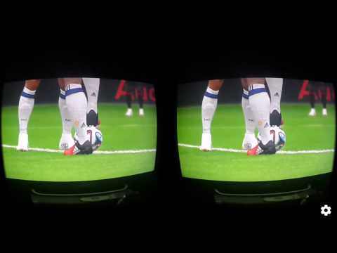 VR Box realidad virtual PES 17