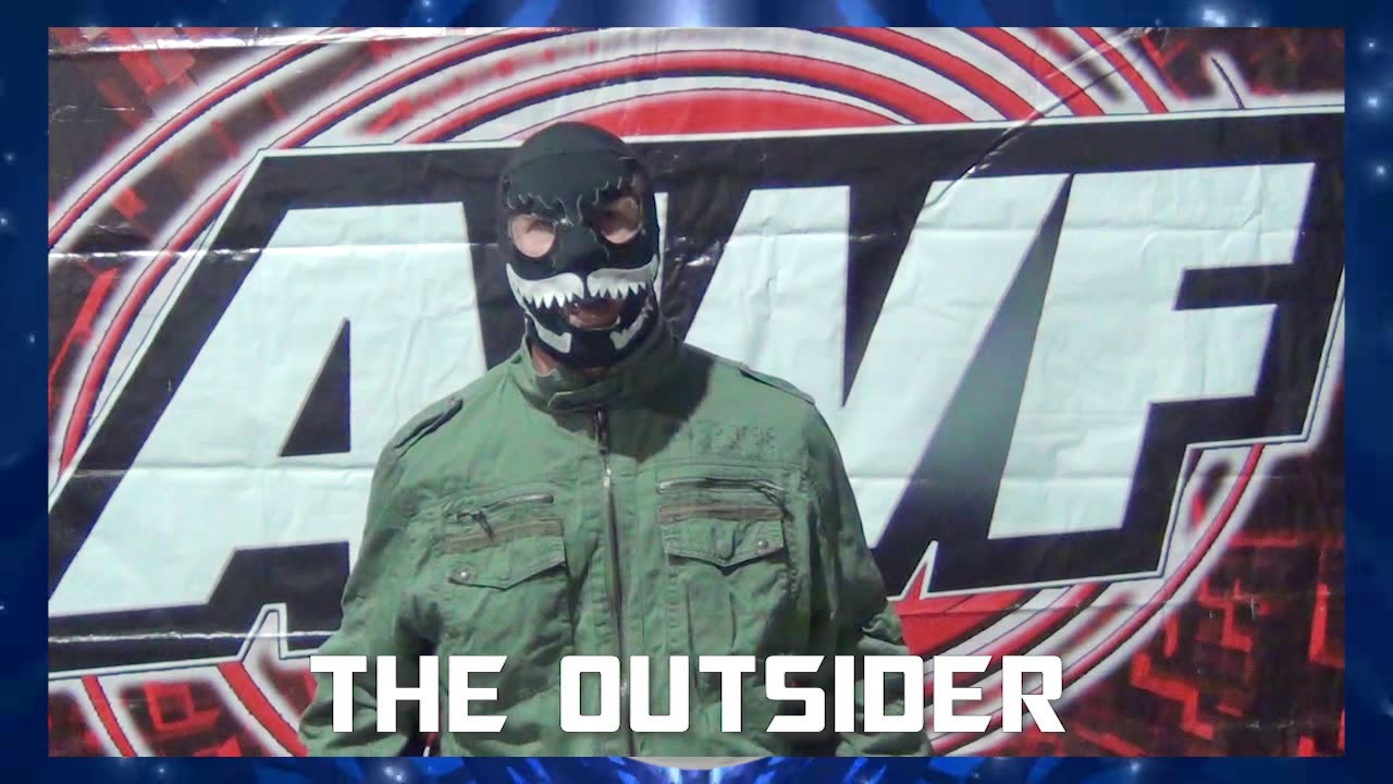 The Outsider targets Linstrom at AWF Pro-Wrestling Reset