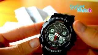 видео G-Shock Алиэкспресс: смотрим, как выглядят реплики