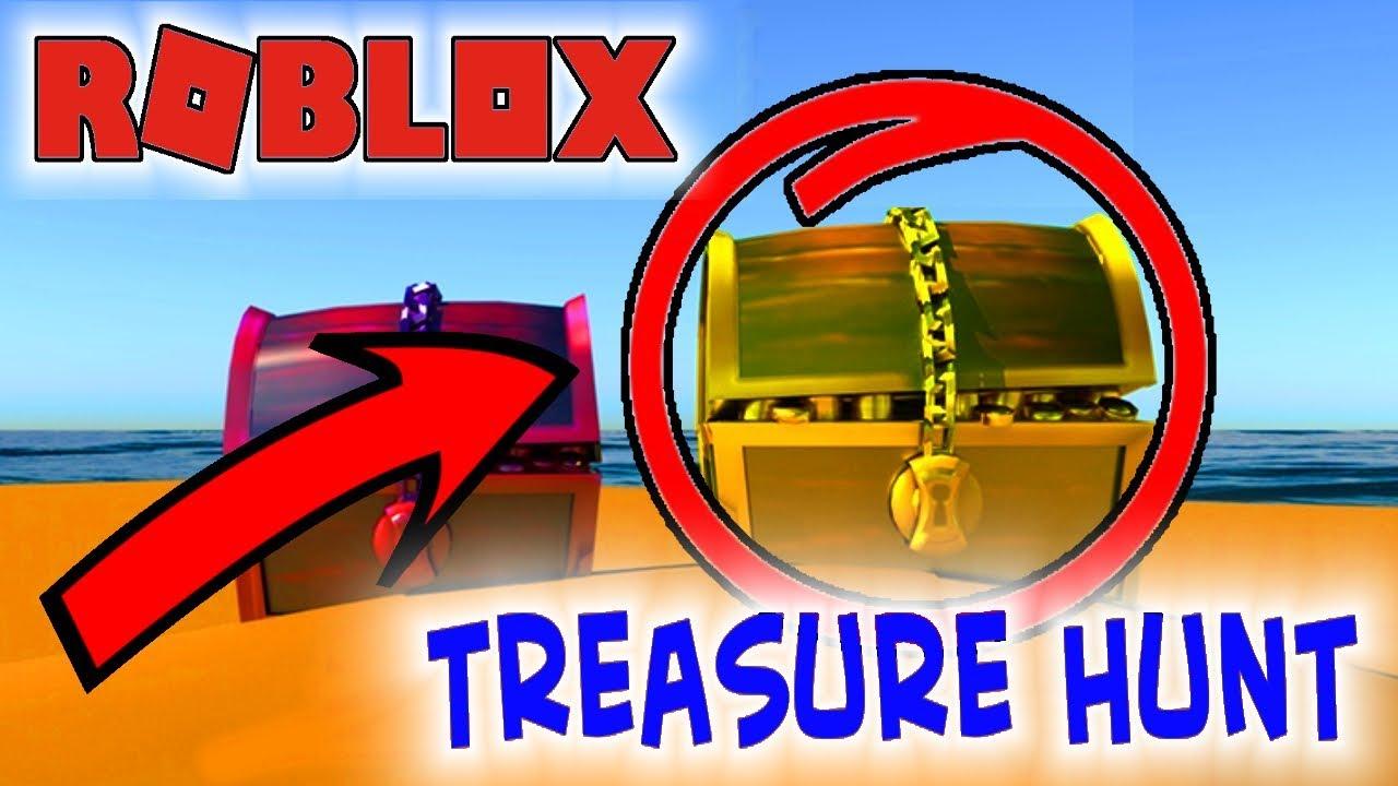 Finding Rare Epic Chests Fast Roblox Treasure Hunt Simulator