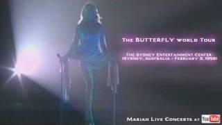 12 Vision Of Love - Mariah Carey (live at Sydney)