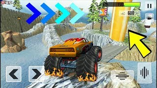 """Offroad Monster Truck Legend Drive - 4x4 SUV Car Games """"Challenge"""" Android Gameplay FHD #5"""