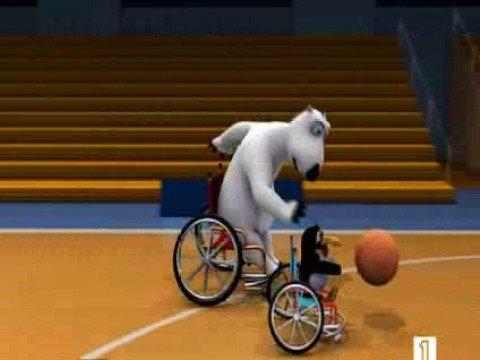 El oso berni 1x44 baloncesto silla de ruedas youtube - Baloncesto silla de ruedas ...