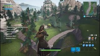 How to win a game in Fortnite. New BUG!!! Flying
