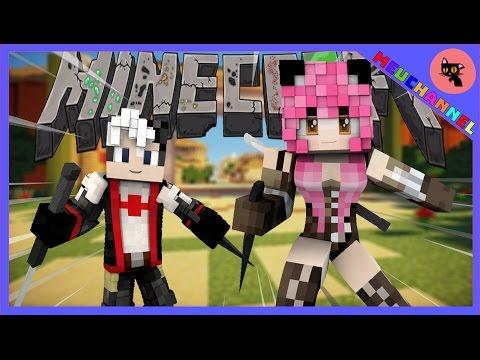 Minecraft Boruto: KHỞI ĐẦU LÀ  GIAN NAN # 1