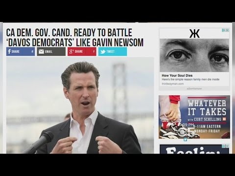 Race For California Governor Tightens Between Early Front-Runners