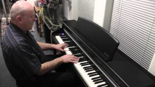 Moonlight Sonata, Movement 1, Piano Solo