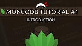 MongoDB Tutorial for Beginners - YouTube