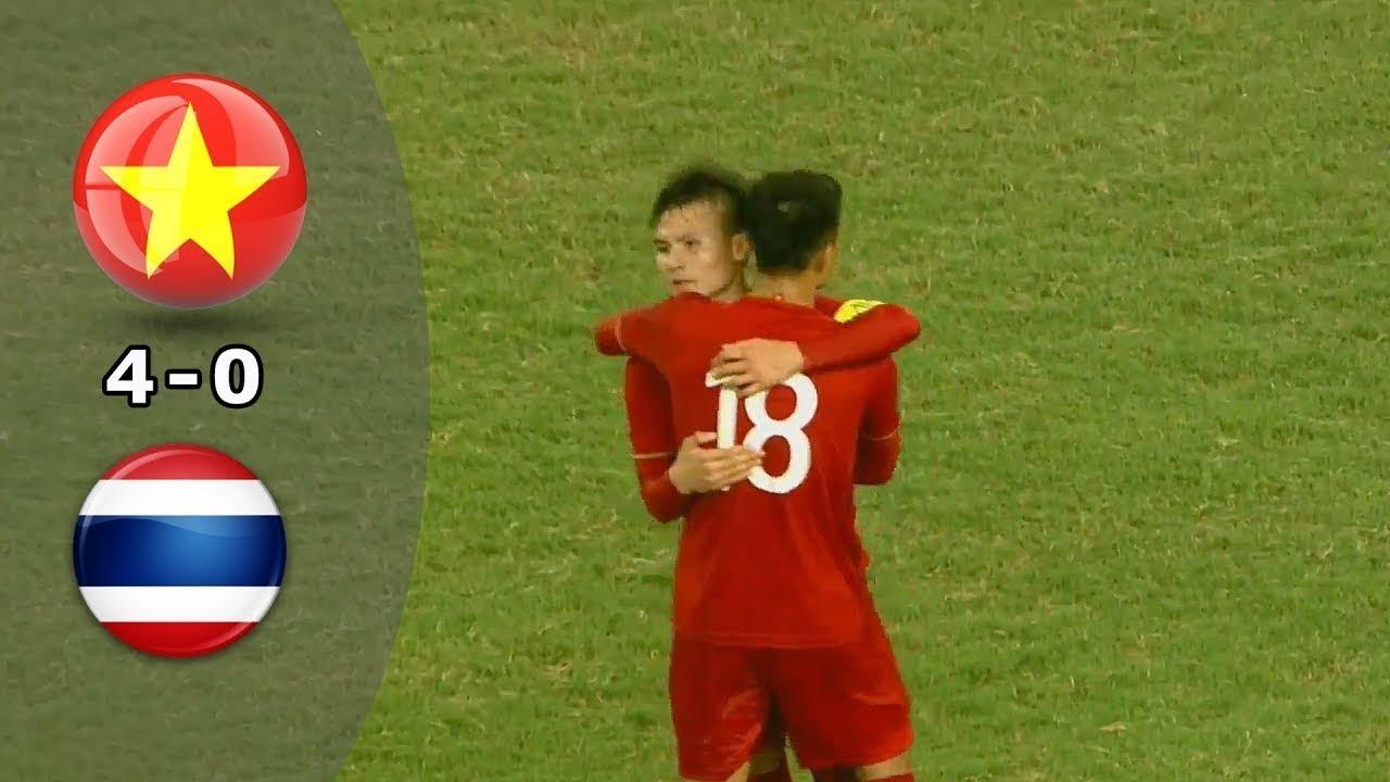 Việt Nam vs Thái Lan ► Vòng Loại U23 Châu Á 2020   Full HD