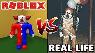 ROBLOX vs REAL LIFE! [Funny, Epic Fails, Stunts, Wins] Episode 3