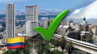 Las 10 ventajas de emigrar a Colombia