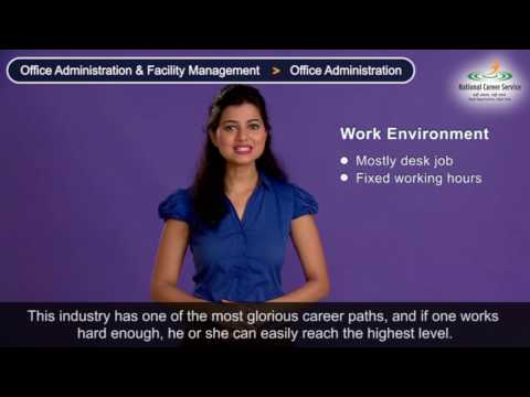 Office Administration & Facility Management - Office Administration