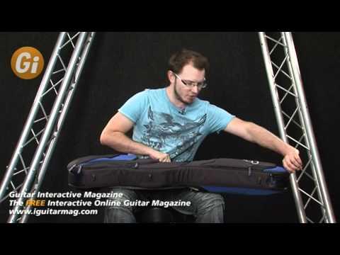 Fusion F1 Gig Bag Review by Tom Quayle Guitar Interactive magazine