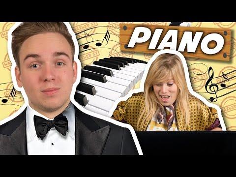 PIANOSTUK SPELEN! - Nailed it #7
