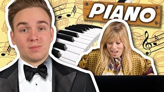 PIANOSTUK SPELEN! - Nailed it #7