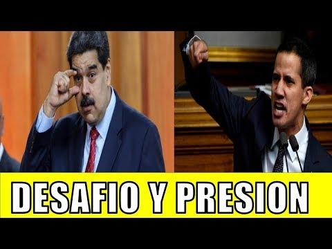 ULTIMAS NOTICIAS VENEZUELA 27 ENERO 2019| MADURO DESAFÍA A EUROPA Y GUAIDO EXIGE AMNISTÍA