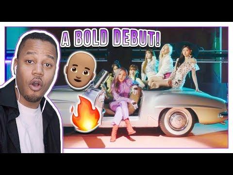 Reacting To EVERGLOW - Bon Bon Chocolat MV  The Vocals The Beat The Dance