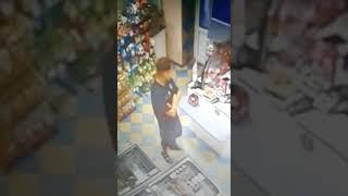 Эксгибиционист в абаканском магазине