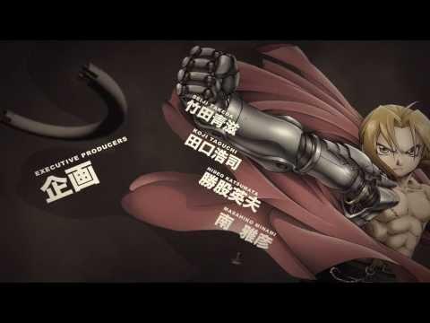 Fullmetal Alchemist The Conqueror of Shambala - Opening