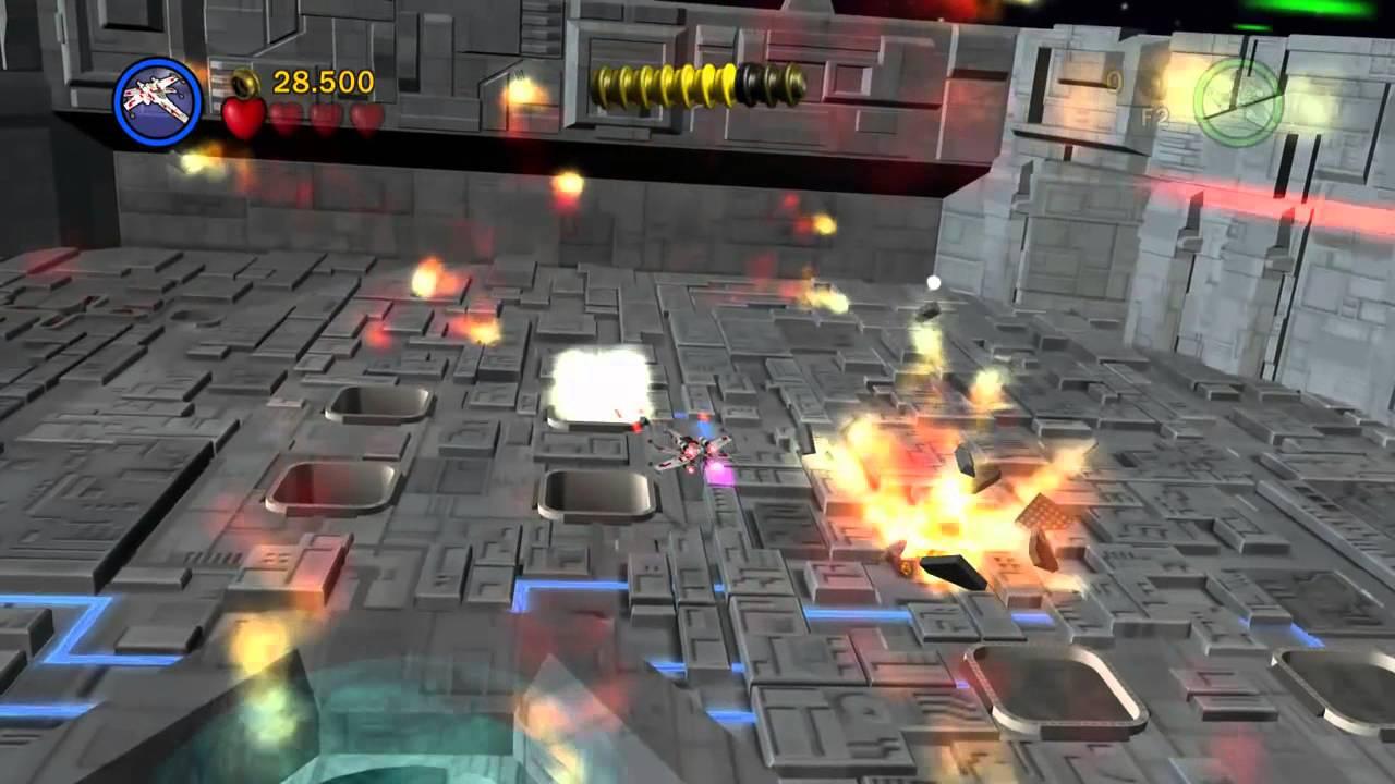Zagrajmy W Lego Star Wars Ii 6 Atak Rebelii Youtube