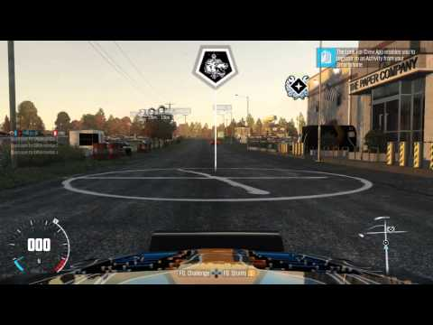 The Crew : Checking Gear Ratio ( Glitch Sometimes All Cars Won't Reach Top Gears )pt.1
