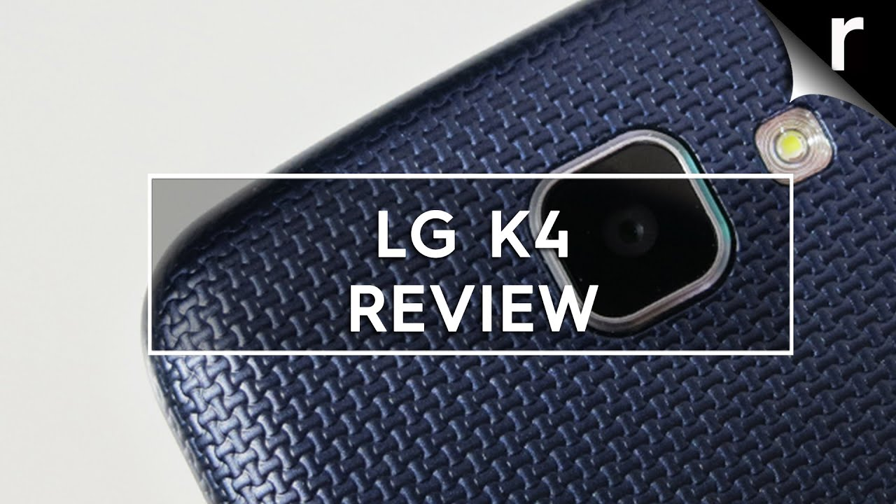 LG K4 Review: Entry-level with extra oomph