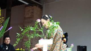 Ikebana, arte floral japonés