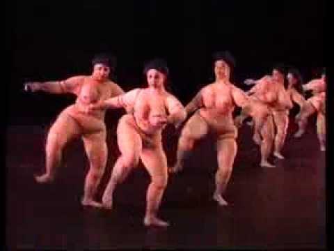 Groosland - de Maguy Marin - Ballet (inclui ensaios e backstage com leg. PT)