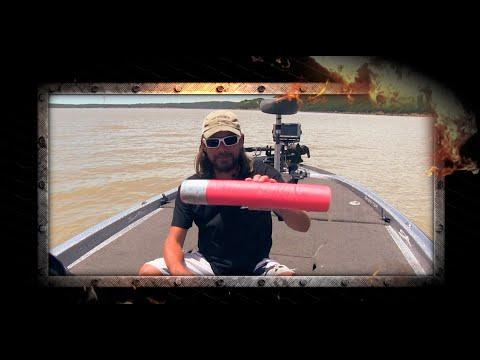 Todd Huckabee   Guide Trip Catfishing Lake Eufaula