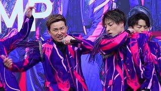DA PUMP 2019.03.06 ♪桜 /ダイバーシティ東京プラザ