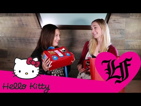 New Loungefly Hello Kitty Styles!