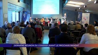 Yvelines   Dernière réunion du Codesqy avant le prochain mandat