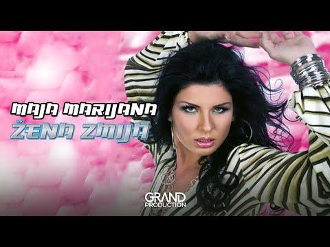 Maja Marijana - Zena zmija - (Audio 2008)