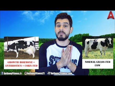 Le Boeuf nourrit aux herbes est-il meilleur que le boeuf nourrit aux céréales ?