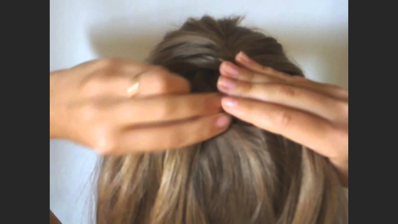 French fishtail braid for short, medium, long hair ...