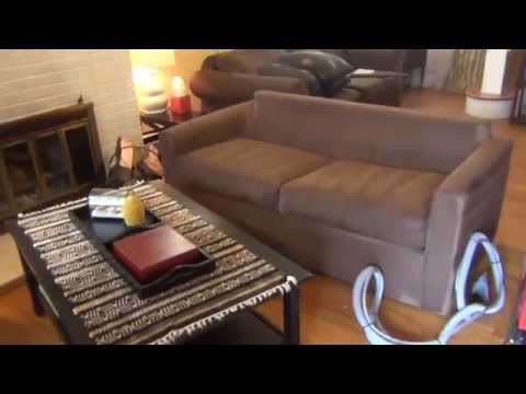 Spring Cleaning Series - The living Room