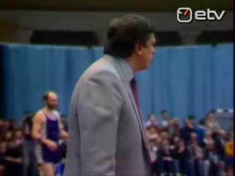BC Kalev-last USSR champion '91
