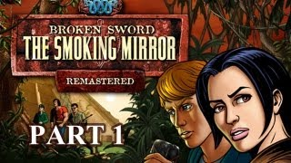 Lets Play Broken Sword 2 - Part 1 (PC Gameplay)