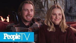 Kristen Bell And Dax Shepard Have The Sweetest Love Story | PeopleTV