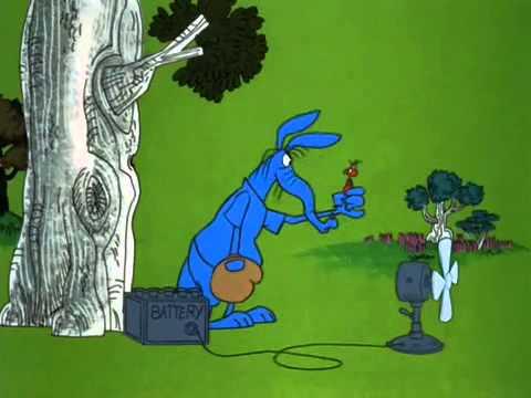 the Ant and the Aardvark - 13 - Mumbo Jumbo