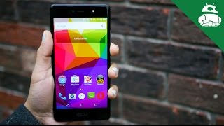 BLU Life One X Review