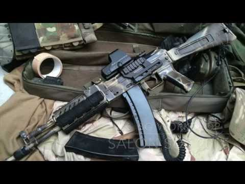 Workshop session #3 - building an AK - SDS 2015 - law airsoft Channel