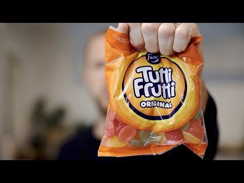 Matgeek testar: Tutti Frutti - nya receptet (NEEEEEJ!!!)