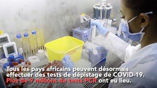 8 façons dont la réponse de l'Afrique à la COVID-19 progresse