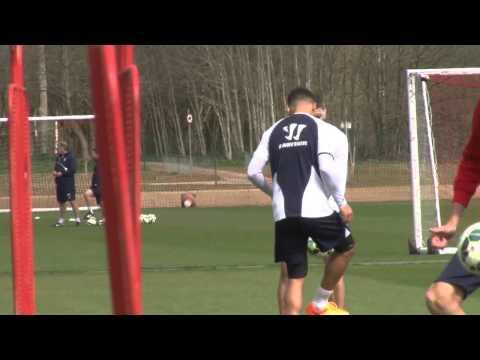 Peter Odemwingie Returns To Full Training