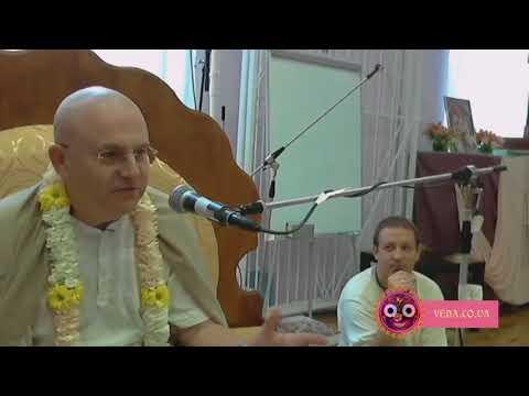 Бхагавад Гита 5.20 - Прабхавишну прабху