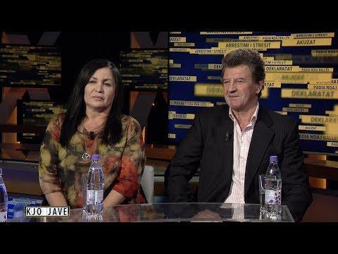 Arrestimi i Stresit: Rrëfehet Sali Lusha dhe bashkëshortja e tij