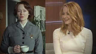 Miranda Otto portrays poet Elizabeth Bishop